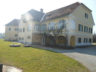 Johannes Kepler - House of Kepler and Barbara Müller in Gössendorf, near Graz (1597–1599)