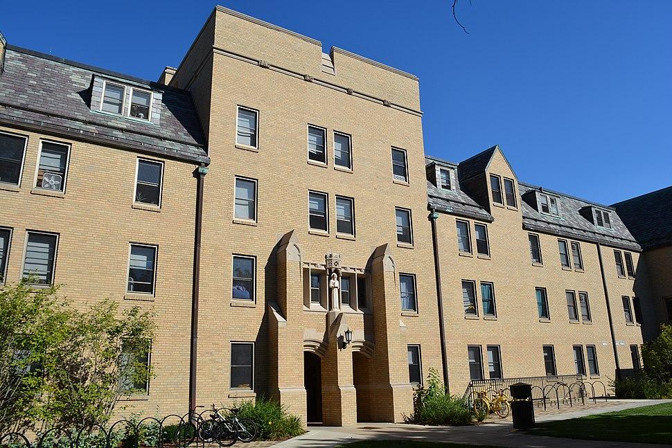 Howard Hall, Notre Dame