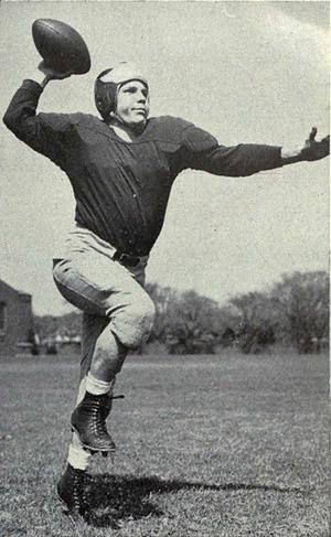 Howard Yerges - Yerges from 1948 Michiganensian