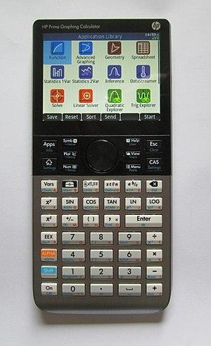HP Prime - Image: Hp prime apps