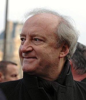 Hubert Védrine - Hubert Védrine in 2006