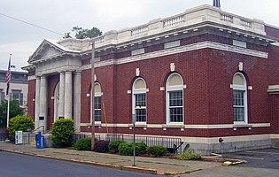 United States Post Office (Hudson, New York)