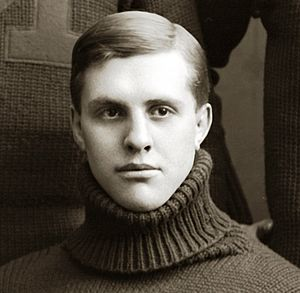 1900 Michigan Wolverines football team - Tackle Hugh White from Lapeer, Michigan