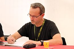 Hugues Labiano, BD-FIL 2013, 13th September 2013 1.jpg
