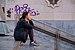 Human watching Mont des Arts (DSCF8249).jpg