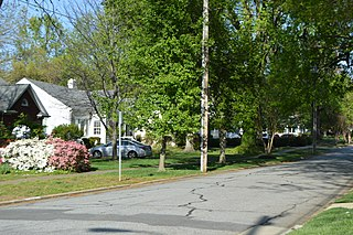 Uptown Suburbs Historic District