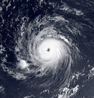 Hurricane Edouard (1996) Category 4 Atlantic hurricane in 1996