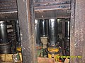 Hydraulic cylinders used in a particle board machine.jpg