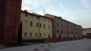 IMT School for Advanced Studies Lucca - IMT Lucca San Francesco Dormitories