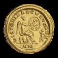 INC-3036-r Семисс. Валент II. Ок. 367—375 гг. (реверс).png