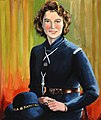 INF3-81 HRH Princess Elizabeth in uniform of Sea Rangers (cropped).jpg