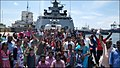 INS Sahyadri open to the public at Chennai Port as part of Defence Exhibition 2018 (2).jpg