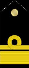 IN Rear Admiral Shoulder curl