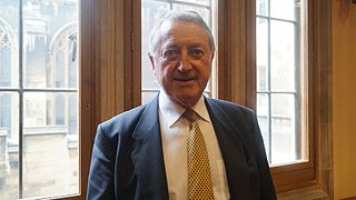 Ian Wrigglesworth British politician