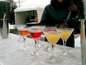 Ice Wine Martinis (376128623)