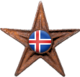 The WikiProject Iceland Barnstar