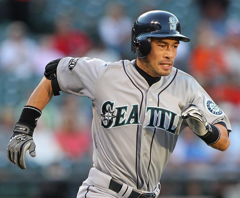 Ichiro Suzuki on May 11, 2011 (orig)