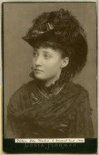 Ida Hodell, porträtt - SMV - H4 083.tif