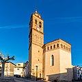 Iglesia de San Andrés Apóstol, Mara, Zaragoza, España, 2018-04-05, DD 01.jpg