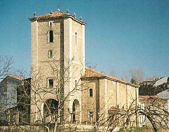 Noreña - Image: Iglesia de Santa María de Noreña