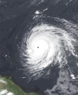 Hurricane Igor Category 4 Atlantic hurricane in 2010