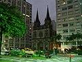 Igreja Santo Antônio do Embaré à noite - panoramio.jpg