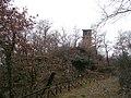 Il diruto Castello di Vernazzano con la torre pendente - panoramio.jpg