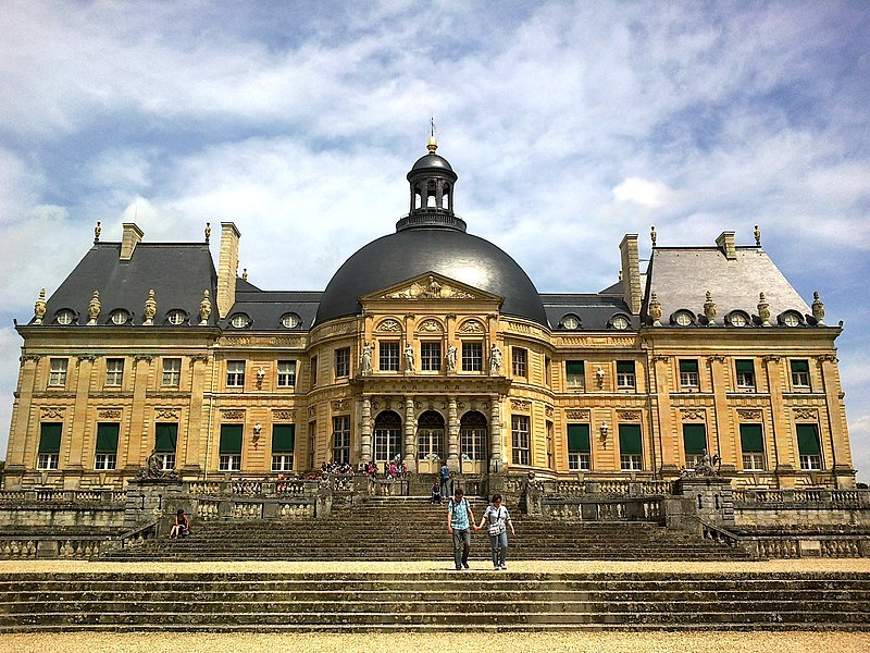 File:Ile-De-France Vaux-Le-Vicomte Chateau Cote Jardins 02072013 - panoramio.jpg