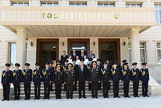 Jamshid Nakhchivanski Military Lyceum
