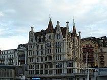 Immeuble d'habitation et de bureau, Lausanne.JPG