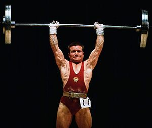 Imre Földi - Imre Földi at the 1964 Olympics
