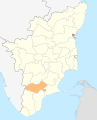 India Tamil Nadu Virudhunagar district.svg