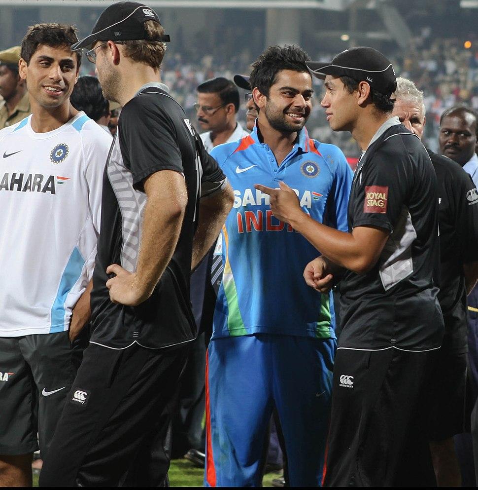 India Vs New zealand One day International, 10 December 2010 (6160488612)