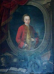 Infante José, Prince of Beira in 1774 by Miguel António do Amaral.jpg