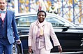 Informal meeting of ministers responsible for development (FAC). Arrivals Cécile Kashetu Kyenge (37164258295).jpg