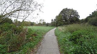 Ingrebourne Valley Essex Wildlife Trust Nature reserve