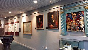 Limerick City Museum - Image: Inside Limerick Museum