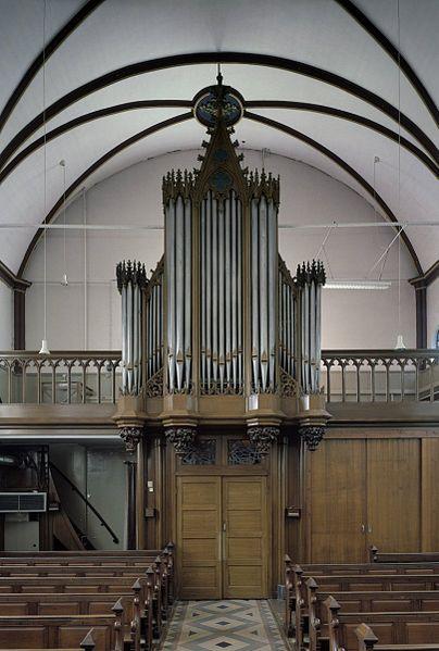 File interieur aanzicht orgel orgelnummer 1307 rumpt for Interieur 404