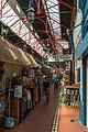 Interior of George's Street Arcade, Dublin 20150808 1.jpg