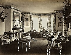 Interior of the Drawing Room, Mar Lodge.jpg