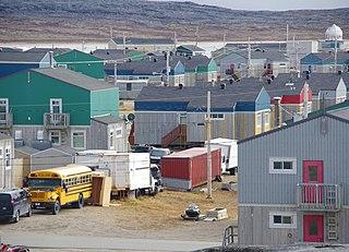 Inukjuak Northern village municipality in Quebec, Canada