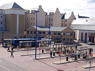Inverness bus station Inverness Bus Station - geograph.org.uk - 467841.jpg