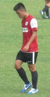 Ip Chung Long Hong Kong footballer