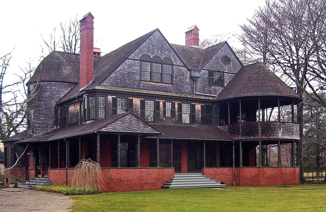 File Isaac Bell House Newport Ri Jpg Wikimedia Commons