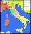 Italiansko obedinenie - 1815.jpg