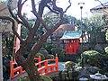 Itsukushima Shrine (厳島神社) in Sugawara Shrine (菅原神社) - panoramio.jpg