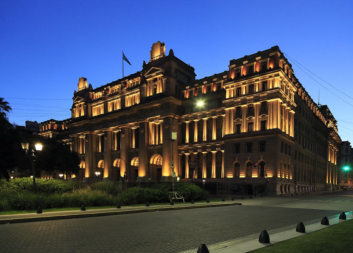 Palace Of Justice Of The Argentine Nation Wikipedia