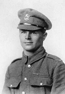 Jack Thomas Counter Recipient of the Victoria Cross