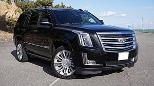 Cadillac Escalade – Wikipédia, a enciclopédia livre