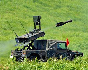 JGSDF Middle range Multi-Purpose missile and launcher.jpg